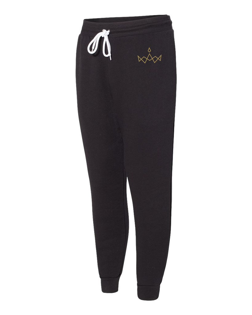 Crown Unisex Fleece Jogger