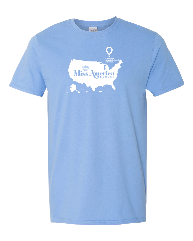 Miss America Serves 2017 T-Shirt
