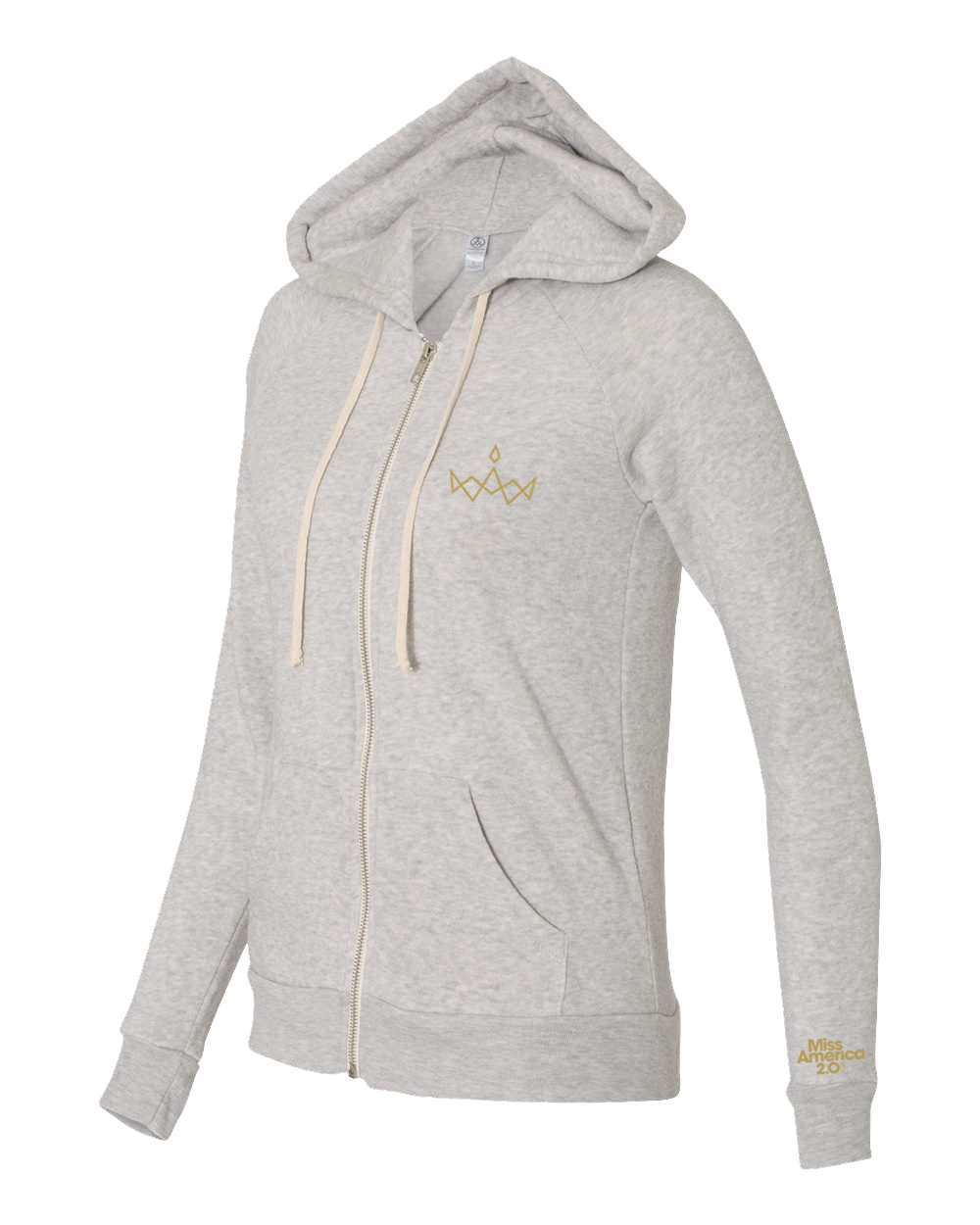 Women's Adrian Eco-Fleece Hoodie