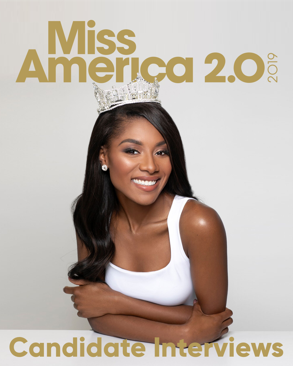 2019 Miss America Competition Candidate Interview Bundle