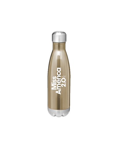 Logo Gold Bottle