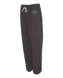 Logo Unisex Fleece Sweatpants