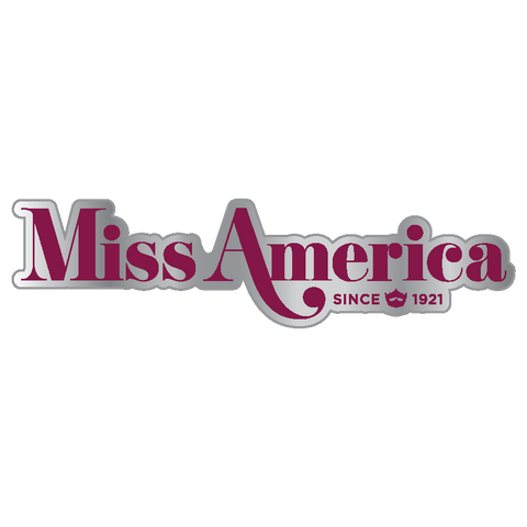 2017 Miss America Lapel Pin