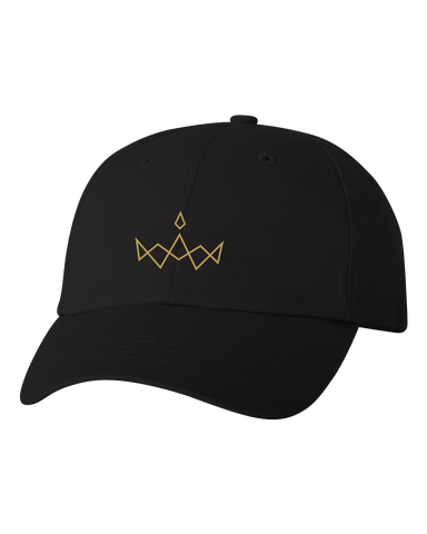 Crown Black Cap