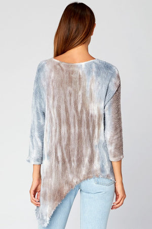 XCVI Mariarty Sweater in Seaside Wash