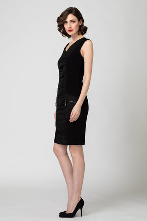 Joseph Ribkoff Black Tank Dress