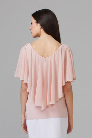 Joseph Ribkoff Soft Rose Blouse