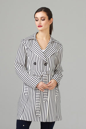 Joseph Ribkoff Striped Jacket