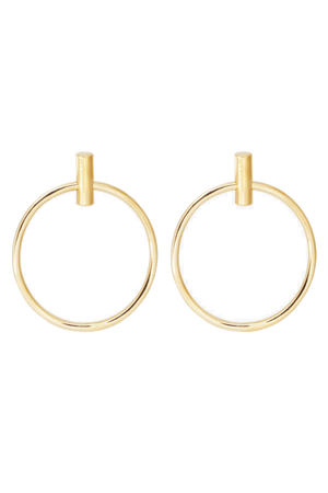 CXC E0042 Earrings in Gold-Jewelry-CXC-Madison San Diego