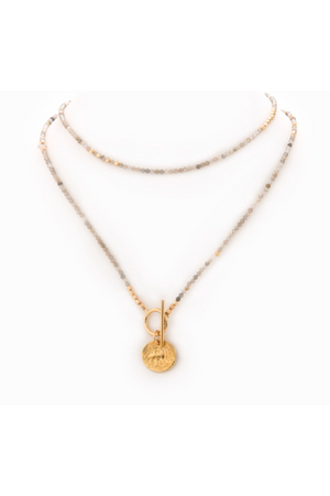 Taylor & Tessier Catori Necklace-Jewelry-Taylor & Tessier-Madison San Diego