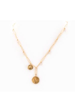 Taylor & Tessier June Necklace-Jewelry-Taylor & Tessier-Madison San Diego