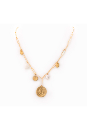 Taylor & Tessier Wake Necklace-Jewelry-Taylor & Tessier-Madison San Diego