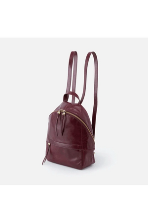 Hobo Cliff Backpack Deep Plum