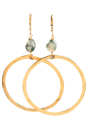 Taylor & Tessier Kent Earrings-Jewelry-Taylor & Tessier-Madison San Diego
