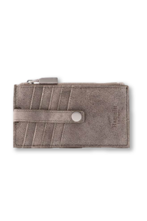 Hammitt 210 West Wallet in Pewter/brushed Silver-Handbag-Hammitt-Madison San Diego