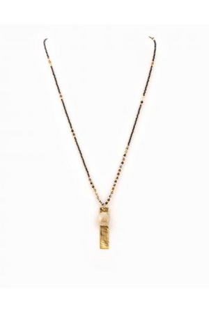 Taylor & Tessier Tonga Necklace-Jewelry-Taylor & Tessier-Madison San Diego