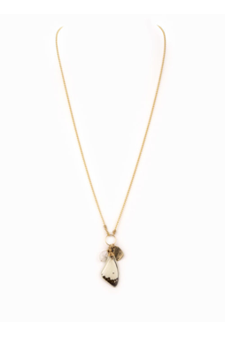 Taylor & Tessier Fluttereye Necklace-Jewelry-Taylor & Tessier-Madison San Diego