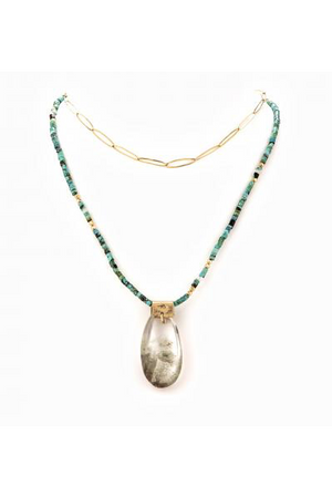 Taylor & Tessier Brisbane Necklace-Jewelry-Taylor & Tessier-Madison San Diego