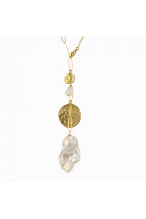 Taylor & Tessier Atlas Necklace-Jewelry-Taylor & Tessier-Madison San Diego