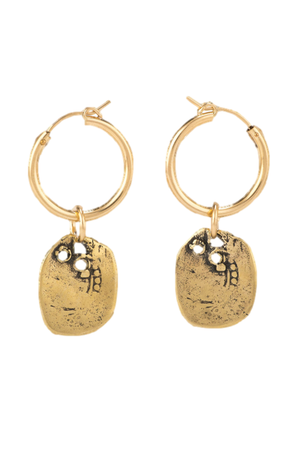 Taylor & Tessier Clover Earrings-Jewelry-Taylor & Tessier-Madison San Diego