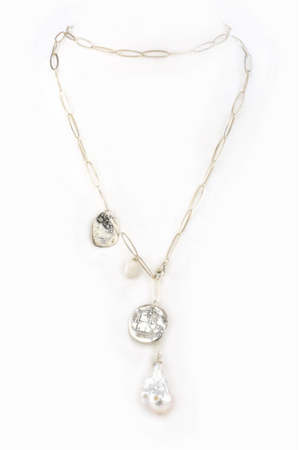 Taylor & Tessier Nash Necklace-Jewelry-Taylor & Tessier-Madison San Diego