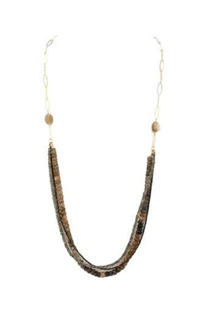Taylor & Tessier Alpine Necklace-Jewelry-Taylor & Tessier-Madison San Diego