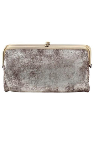 Hobo Lauren Wallet Clutch Heavy Metal