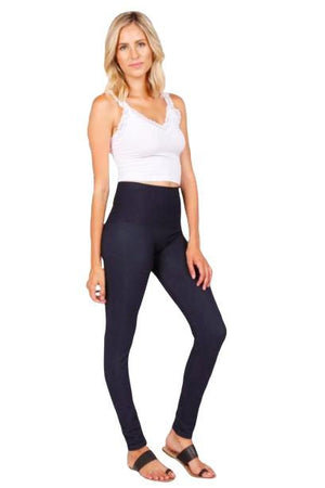 Stretch Denim Jegging / Legging Indigo