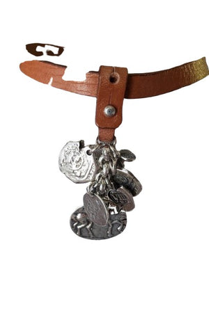 CXC Horse Coin Cluster Choker-GIFT-CXC-Madison San Diego