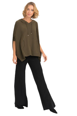 Joseph Ribkoff Safari Green Top