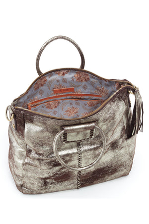 Hobo Shiela Crossbody Heavy Metal