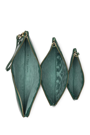 Hobo Triad Wristlet Set Jasper