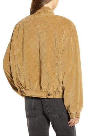 Free People | Main Squeeze Quilted Jacket