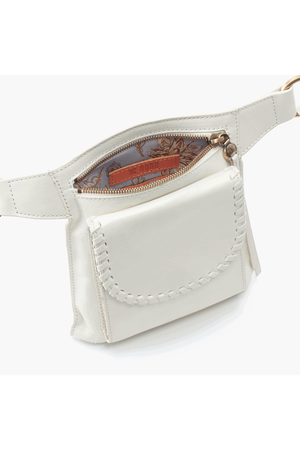 Hobo Romeo Belt Bag Crossbody Latte