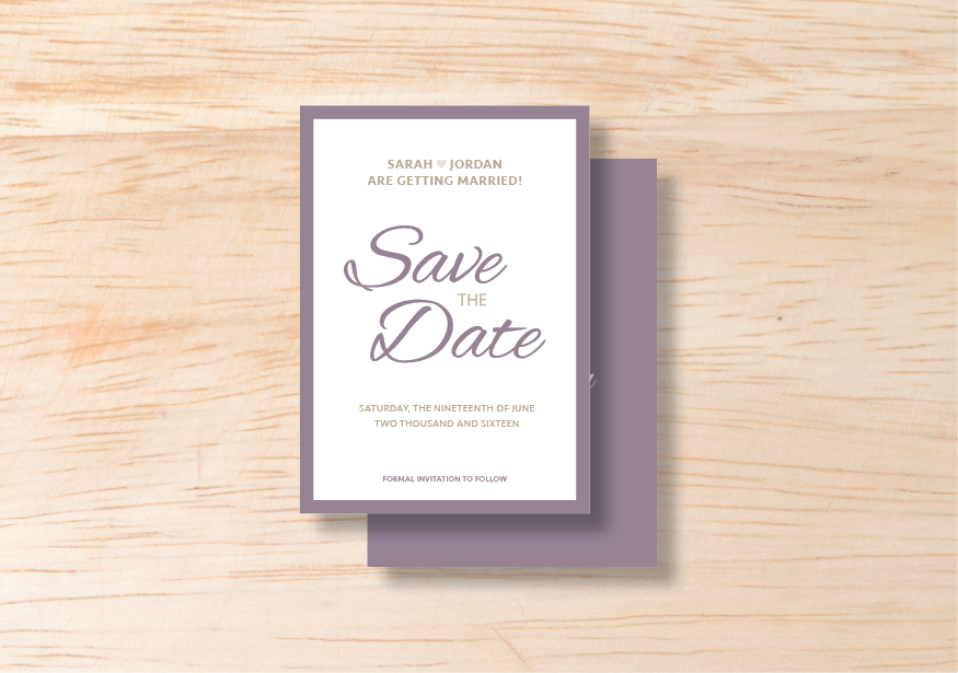 Luna Save The Date - BlushWeddingsUK - 1