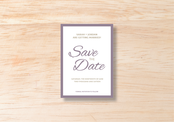 Luna Save The Date - BlushWeddingsUK - 2