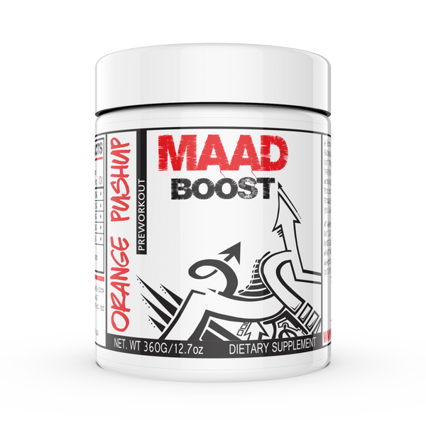 MAAD Boost | Pre-Workout
