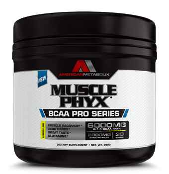 MusclePhyx | BCAA
