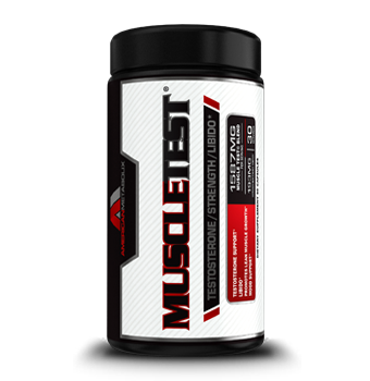 MuscleTest | Natural Testosterone