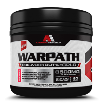 Warpath | Pre-workout