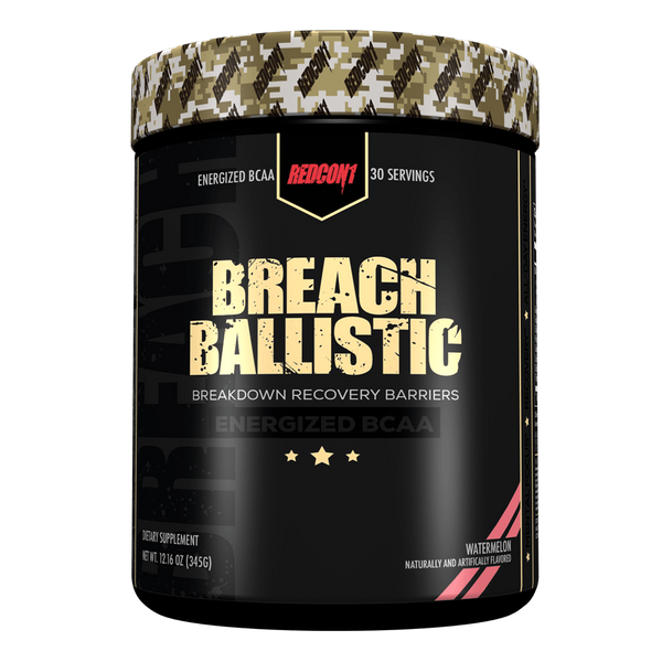 Breach Ballistic | BCAA