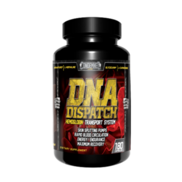 DNA Dispatch | Pump Enhancer