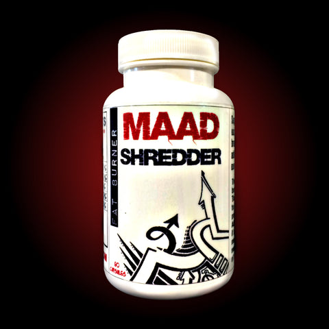 MAAD Shredder | Fat Burner
