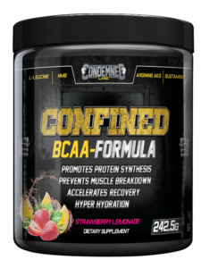 Confined | BCAA
