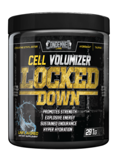 Locked Down | Creatine