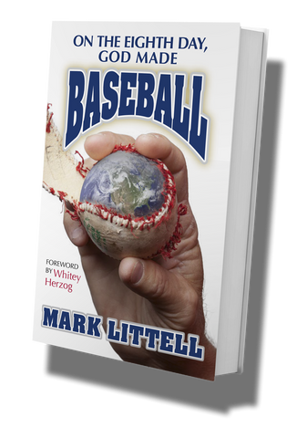 Book- On The Eight Day God Made Baseball
