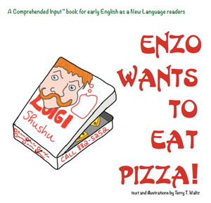 Enzo Wants to Eat Pizza