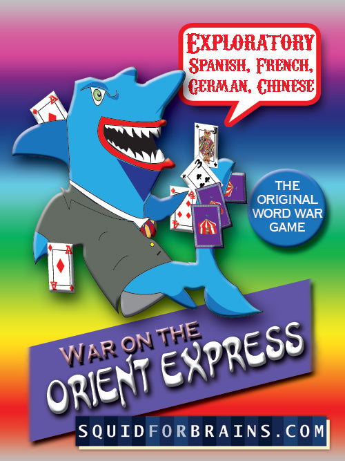 War on the Orient Express: Exploratory Language (YouPrint)