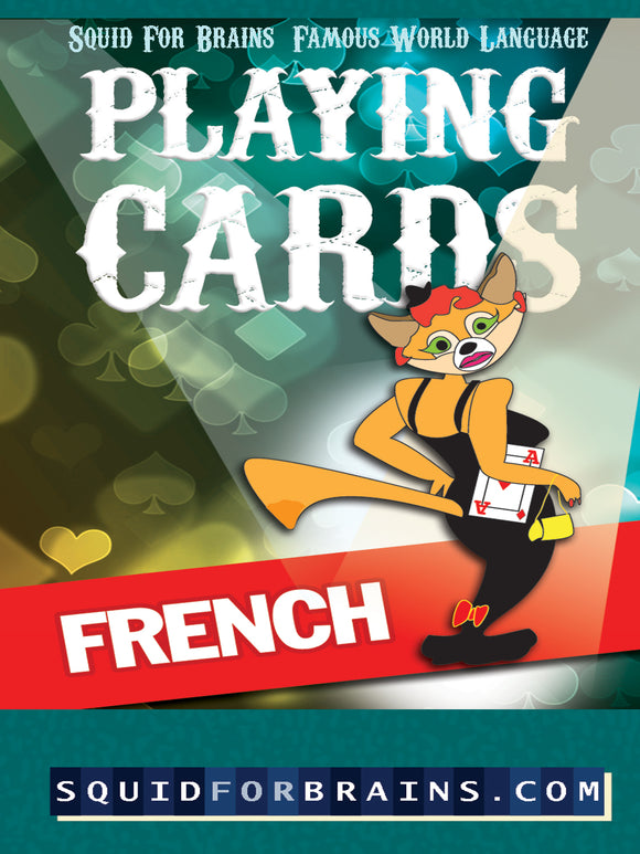 YouPrint: Playing Cards: French
