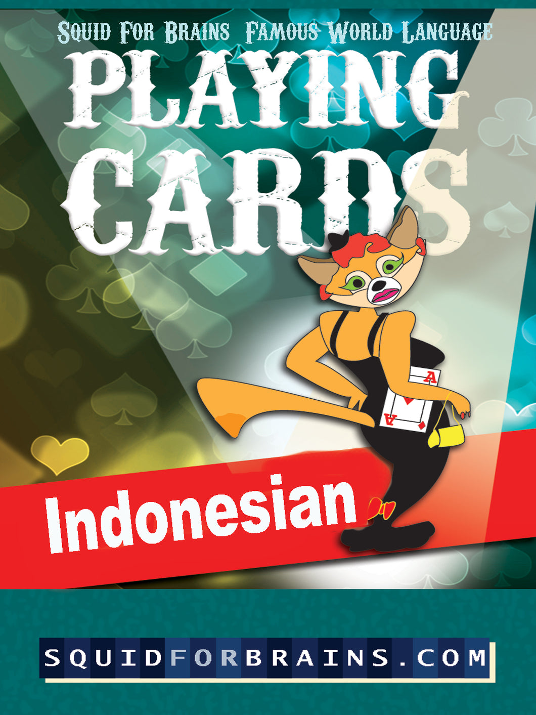 YouPrint: Playing Cards: Indonesian